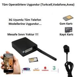 3G Düğme Kamera