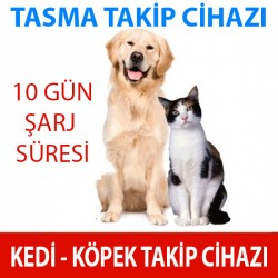 Kedi - Köpek - Evcil Hayvan Takip Cihazı