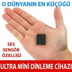 Ultra Mini Dinleme Cihazı