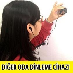 Duvar Arkası Dinleme Cihazı