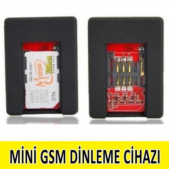 Mini Gsm Dinleme Cihazı