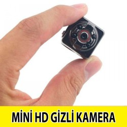 SQ8 Mini HD Gizli Kamera