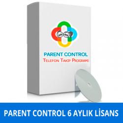 Parent Control 6 Aylık Lisans