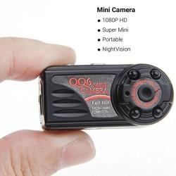 QQ6 Full HD 1080p Mini Gizli Kamera