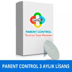 Parent Control 3 Aylık Lisans