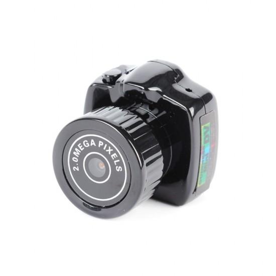 Ultra Mini Gizli Kamera