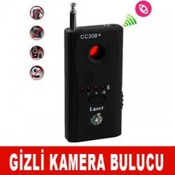 Gizli Kamera Dedektörü  - Sinyal Bulucu - CC308