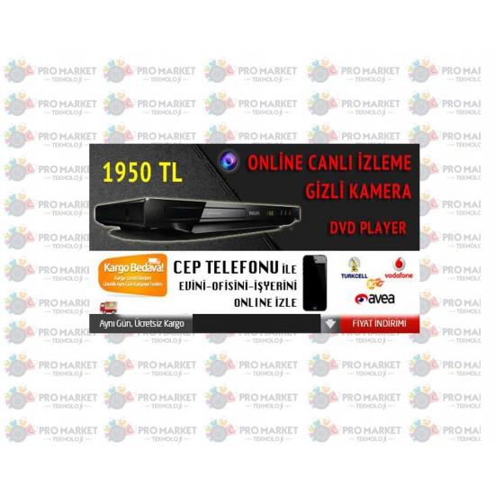 3G Dvd Player Online Gizli Kamera